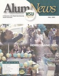 AlumNews, Fall 2003 by Alumni Association, Wright State University