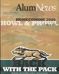 AlumNews, Fall 2005 by Alumni Association, Wright State University