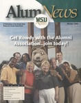 AlumNews, Winter 2005 by Alumni Association, Wright State University