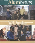 AlumNews, Spring 2006 by Alumni Association, Wright State University