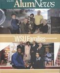 AlumNews, Spring 2006