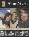 AlumNews, Spring 2007 by Alumni Association, Wright State University