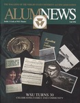 AlumNews, Fall 1994 by Alumni Association, Wright State University