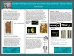 Evolution of Surgery and Surgical Instruments in Science