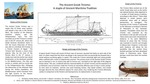 The Ancient Greek Trireme: A staple of Ancient Maritime Tradition by Joseph York