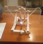 The Single Arm Torsion Catapult