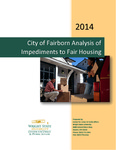 City of Fairborn Analysis of Impediments to Fair Housing by Center for Urban and Public Affairs, Wright State University