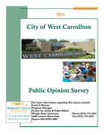 City of West Carrollton Public Opinion Survey by Center for Urban and Public Affairs, Wright State University