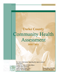Darke County Community Health Assessment by Center for Urban and Public Affairs, Wright State University