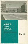 1966-1967 University Course Catalog: The Wright State Campus of Miami University and the Ohio State University