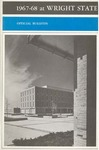 1967-1968 University Course Catalog: The Wright State Campus of Miami University and the Ohio State University