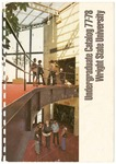 1977-1978 Wright State University Undergraduate Course Catalog by Wright State University