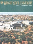1995-1997 Wright State University Undergraduate Course Catalog by Wright State University