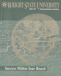 1997-1999 Wright State University Undergraduate Course Catalog
