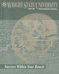 1997-1999 Wright State University Undergraduate Course Catalog