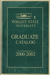 2000-2002 Wright State University Graduate Course Catalog