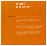 Creative Arts Center by Wright State University