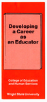 Developing a Career as an Educator