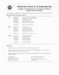 Materials Science & Engineering by Wright State University