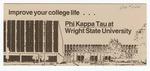 Improve Your College Life… Phi Kappa Tau at Wright State University by Wright State University