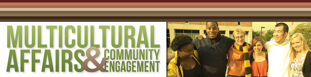 Multicultural Affairs & Community Engagement
