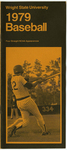 Wright State Baseball Media Guide 1979 by Wright State University Athletics