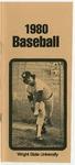 Wright State Baseball Media Guide 1980