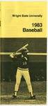 Wright State Baseball Media Guide 1983