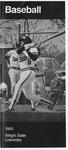 Wright State Baseball Media Guide 1985