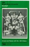 Wright State Baseball Media Guide 1986 by Wright State University Athletics