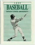 Wright State Baseball Media Guide 1990
