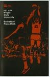 Wright State University Basketball 1973-74 by Wright State University Athletics