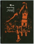Wright State Vs Wilmington Basketball Program 1973