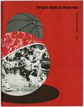 Wright State Vs Roanoke Basketball Program 1978