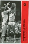 Wright State Vs Otterbein Basketball Program 1978 by Wright State University Athletics