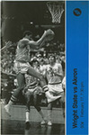 Wright State Vs Akron Basketball Program 1979
