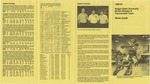 Wright State NCAA Division II Great Lakes Tournament Basketball Team 1980-81