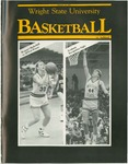 Wright State University Vs Ashland University Basketball Program 1987