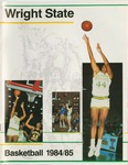 Wright State Basketball Media Guide 1984-1985