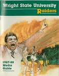 Wright State Basketball Media Guide 1987-1988