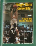 Wright State University Basketball Media Guide 1988-1989