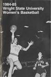Wright State University Women's Basketball Media Guide 1984-1985