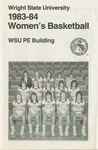 Wright State University Vs. Northern Kentucky University Women's Basketball Program 1984