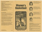 Wright State University Women's Basketball Media Guide 1979