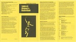 Wright State University Women's Basketball Media Guide 1980-1981
