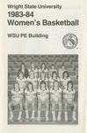 Wright State University Women's Basketball Media Guide 1983-1984