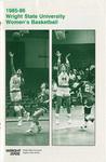 Wright State University Women's Basketball Media Guide 1985-1986