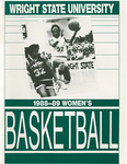 Wright State University Women's Basketball Media Guide 1988-1989