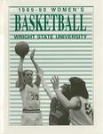 Wright State University Women's Basketball Media Guide 1989-1990
