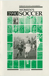Wright State University Women's Soccer Media Guide 1990